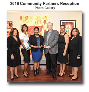 2016 Community Partners Reception