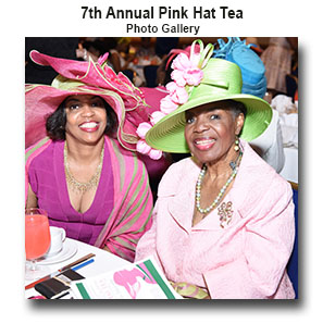 7th Annual Pink Hat Tea