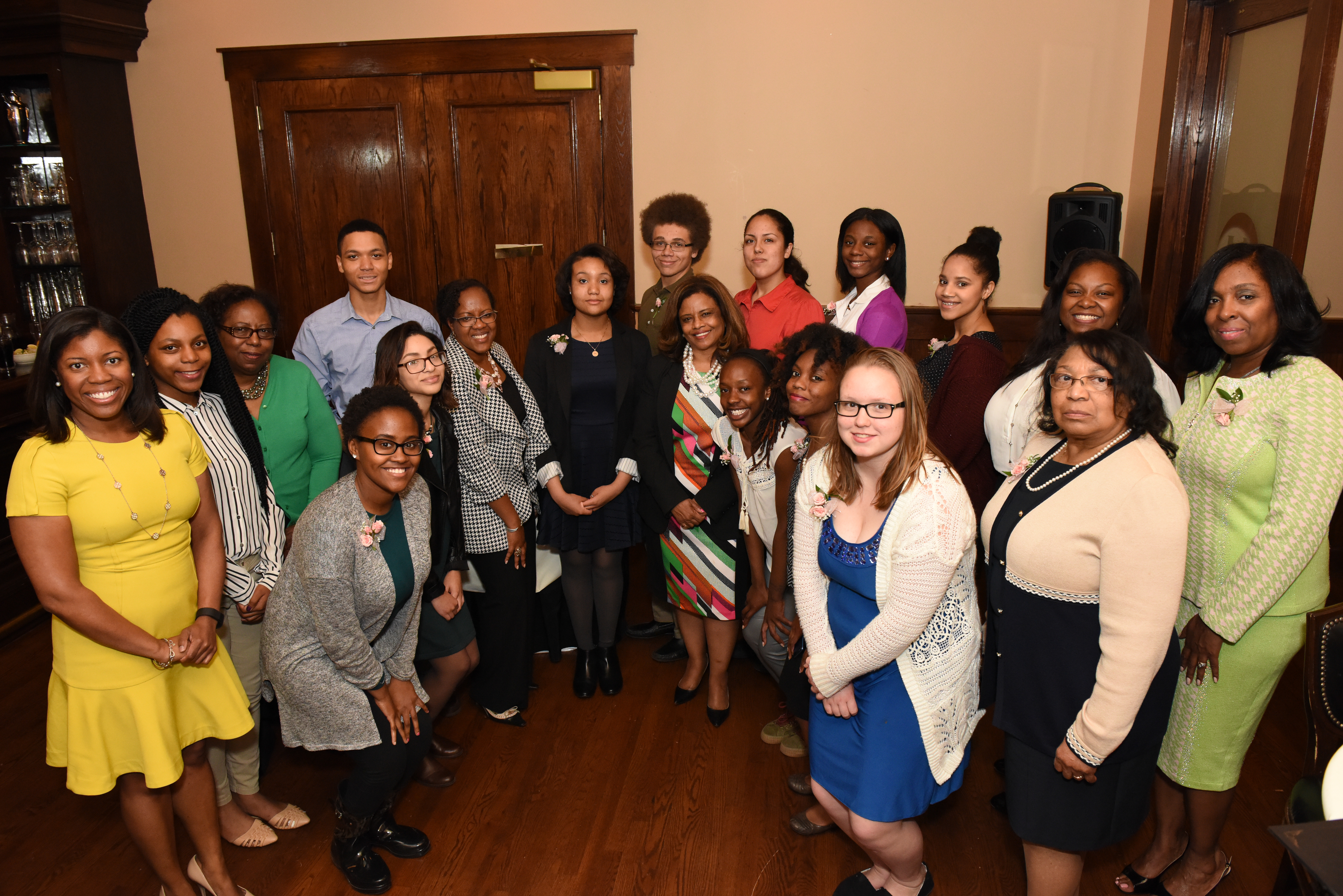 2016 PIEF Scholarship Recipients
