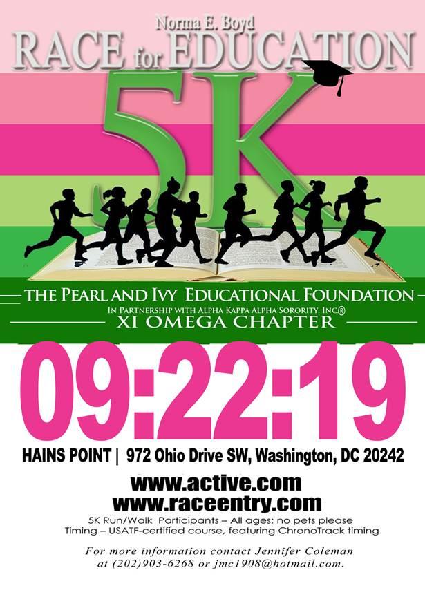 5K Race for Education